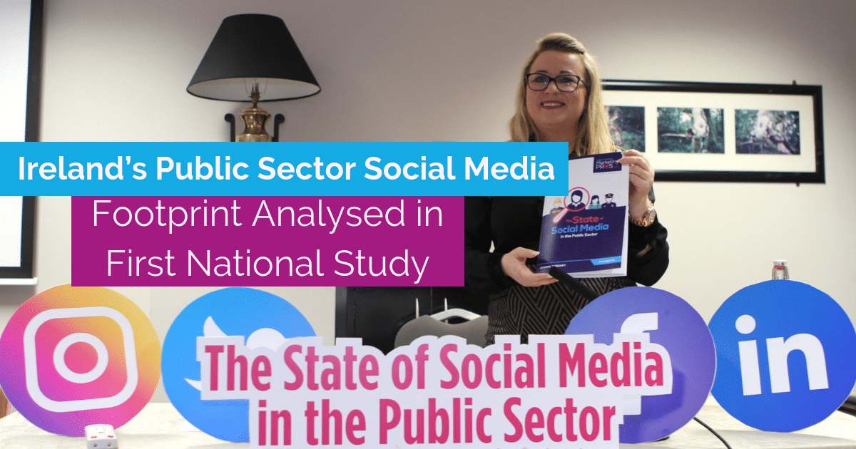 Public Sector Social Media Footprint